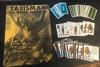 £29.99 • Buy Talisman The Expansion - 2nd Edition -  No Box - Games Workshop Board Game