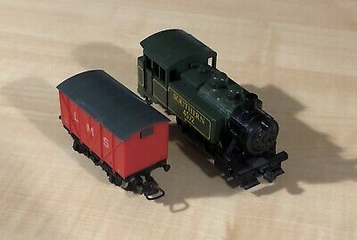 £14.99 • Buy Lima 0-4-0 Industrial Tank Engine And LMS Wagon