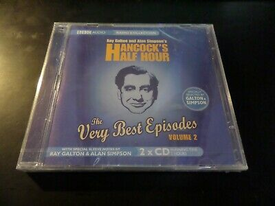 £8.50 • Buy Cd Double Album - Hancock's Half Hour - The Very Best Episodes - New And Sealed
