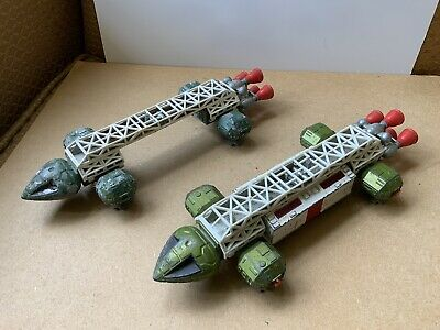 £27 • Buy Vintage Dinky Toys #359 Space 1999 Eagle Transporter Models X 2 Gerry Anderson
