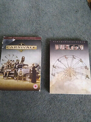 £7.99 • Buy CARNIVALE The Complete TV Series Season One. DVD 6 Discs