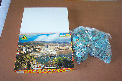 """£3.80 • Buy Chad Valley 1000 Piece Jigsaw: """"monte Carlo"""""""