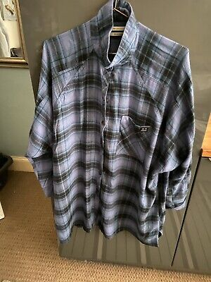AU18.45 • Buy Urban Outfitters Oversized Check Shirt Size Small