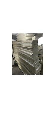 £3 • Buy Insulation Boards 1500x310x25mm/FREE DELIVERY IF YOU PURCHASE OVER 10!