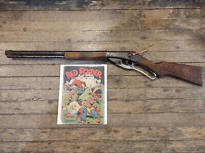 $ CDN275 • Buy 1940's Daisy Red Ryder BB Gun Number 111 Model 40 Carbine With Red Ryder Comic!