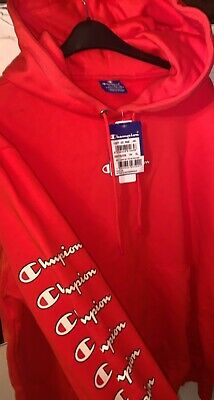 £2.30 • Buy Champion Unisex Hoodie- Brand New With Tags