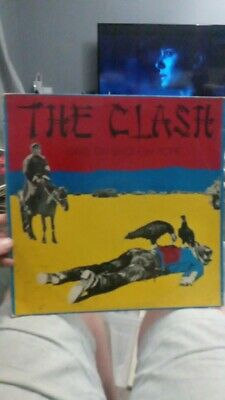 £8.50 • Buy The Clash - Give Em Enough Rope - EX 1978 Vinyl LP Record