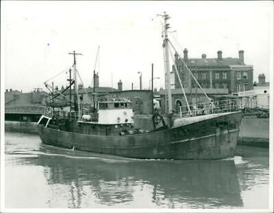 £12.69 • Buy FISHING VESSELS: CUTTLEFISH - Vintage Photograph 1065944