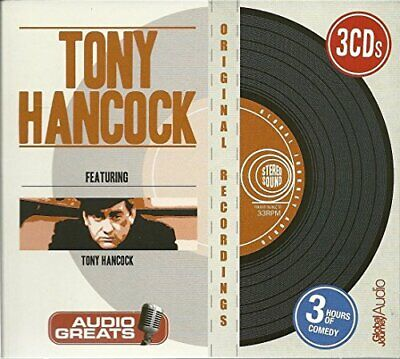 £3.49 • Buy TONY HANCOCK - TONY HANCOCK - TONY HANCOCK CD WULN The Cheap Fast Free Post The