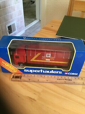 £6.75 • Buy Corgi 59513, ERF Royal Mail Lorry,  Excellent Boxed Condition