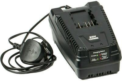 £27.95 • Buy Challenge 18LFC23  20V BATTERY CHARGER SPARE PARTUSED