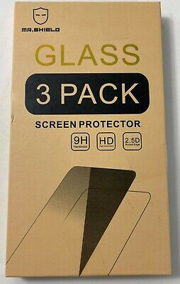 $8 • Buy Mr. Shield Glass 3 Pack Screen Protector 9H For Xiaomi MI 9 SE 9H