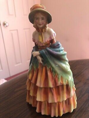 £13.50 • Buy ROYAL DOULTON Figurine A Victorian Lady