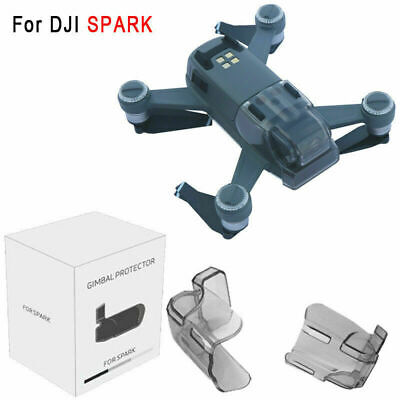 AU4.91 • Buy Camera Lens Guard Protector Case Gimbal Transparent Cover For DJI Spark Drone