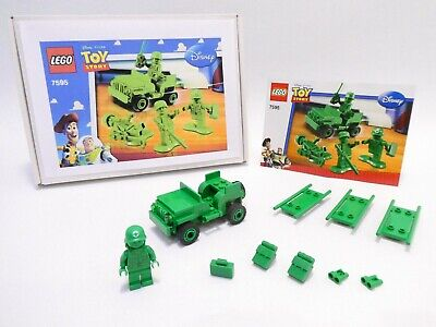 £9.99 • Buy Lego Toy Story Army Men On Patrol From 7595 With Medic Minifigure 100% Complete*