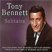 £0.99 • Buy Tony Bennett - Solitaire (2007) New And Sealed CD