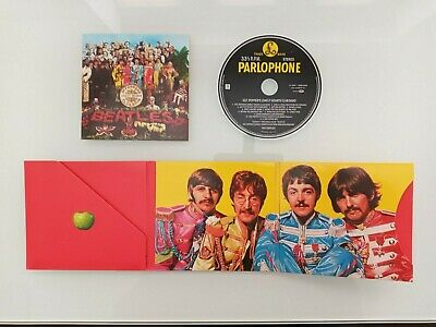 £9.50 • Buy The Beatles - Sgt. Pepper's Lonely Hearts Club Band (2009)