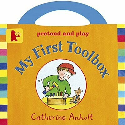 £4.21 • Buy My First Toolbox (Baby Walker), Anholt, Catherine, Used; Good Book