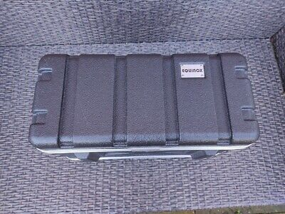 £54.99 • Buy Equinox 4U ABS Rack Case - Used But Still Great Condition