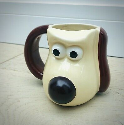 £3.20 • Buy Wallace And Gromit PG Tips 2005 Heat Changing Mug