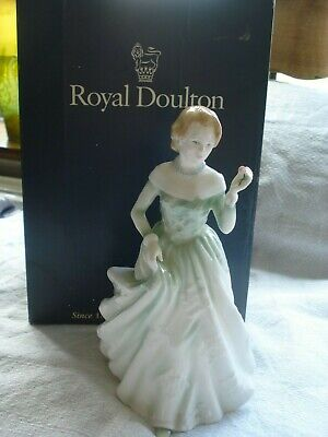 £20 • Buy ROYAL DOULTON FIGURINE - GRACE HN3699 With Box ~Perfect~