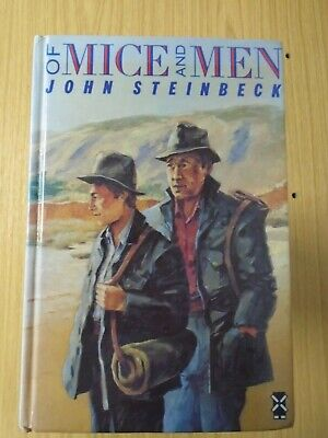 £3 • Buy Of Mice And Men By John Steinbeck (Hardcover, 1965) Acceptable Condition