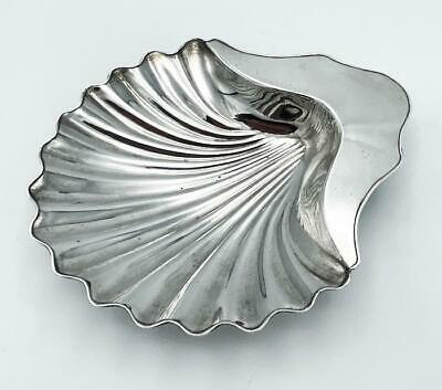 £29 • Buy OLD SHEFFIELD PLATE SHELL BUTTER DISH C1800 Silver Plated