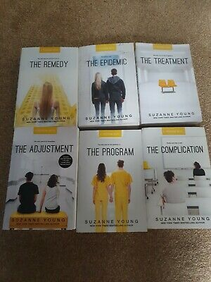 £25 • Buy  Suzanne Young A Program Novel 6 Books