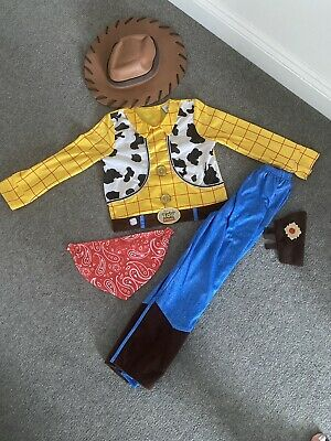 £4.99 • Buy Toy Story, Disney, Woody Outfit, Age 7/8, Excellent Condition