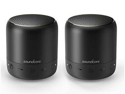 AU73.79 • Buy Anker Soundcore Mini 2 Twin Pack, Super Portable Bluetooth And Waterproof.