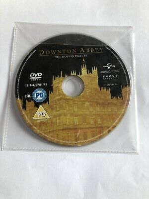 £2.99 • Buy Downtown Abbey The Movie Dvd DISC ONLY