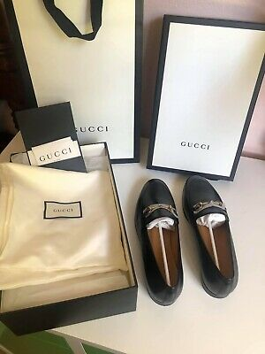 AU950 • Buy Authentic Gucci Shoes Size 38 Come With Full Set