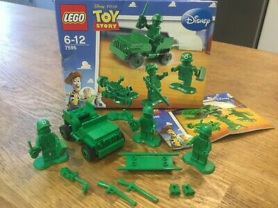 £5 • Buy LEGO Toy Story Army Men On Patrol (7595) - With Instructions And Box