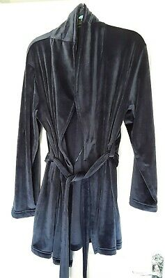 £3.25 • Buy Ladies Velour Dressing Gown Size 14/16