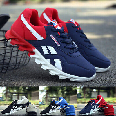 $26.99 • Buy Men's Athletic Running Casual Sneakers Fashion Sports Tennis Shoes Walking Gym