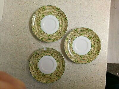 £3.99 • Buy 3 X Wedgwood Home FLORENCE Saucers