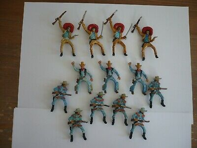 £0.99 • Buy Britains Deetail 13 Cowboys Toy Soldiers