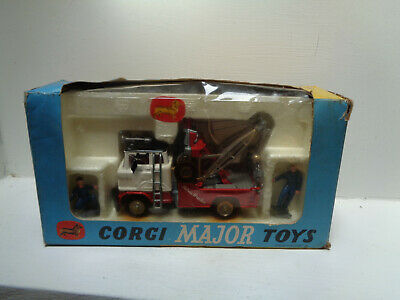 £59.99 • Buy BOXED CORGI FORD HOLMES WRECKER Number 1142 MODEL In MINT CONDITION   1967