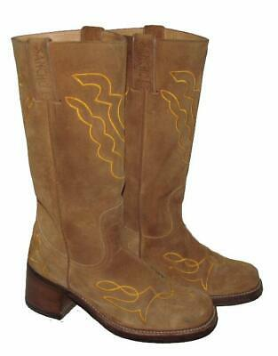 £38.45 • Buy   Sancho   Ladies- Western Boots / IN Light Braun Approx. Size 37,5