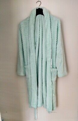 £3.99 • Buy Ladies Velour Dressing Gown Size Large By George