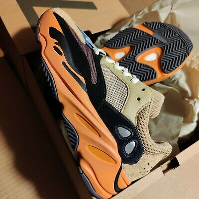 $ CDN462.86 • Buy  Yeezy 700 Boost Kanye Adidas Enflame Amber  SIZE 6 In Hand Ship Asap