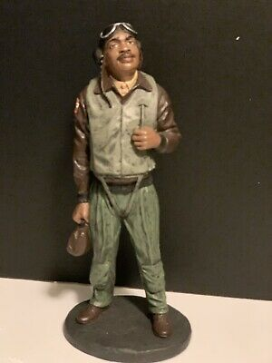 $165 • Buy VTG 1993 Craft House Positive Image Tuskegee Airman Statue African American