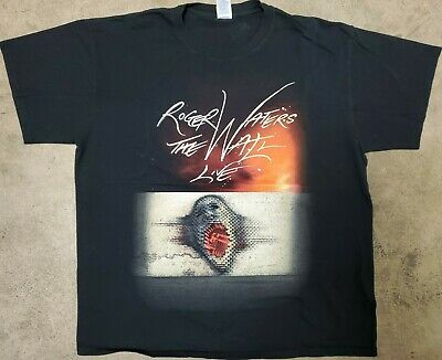 £18.28 • Buy Roger Waters: The Wall LIVE T-Shirt Size XL