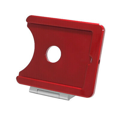 £14.13 • Buy INFOtainment IPad Mini Tablet Foldable Charging Dock Stand Red E223763