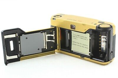 $ CDN2429.09 • Buy [UNUSED] Contax T2 Gold 35mm Point & Shoot Film Camera W/Case From JAPAN #3323