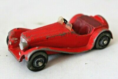 £5 • Buy Dinky Toys Ref 38f Jaguar SS100 Two Seater Sports Car
