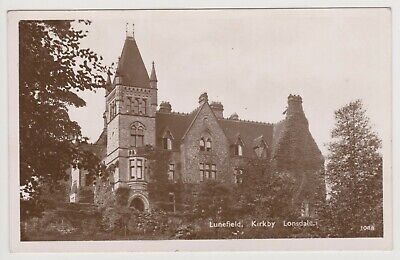 £2.99 • Buy Vintage Real Photo Postcard Lunefield Kirkby Lonsdale Unposted Great Condition