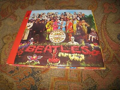 £1 • Buy The Beatles Sgt Pepper's Lonely Hearts Club Band Used 2009 Card Case Uk Cd Album