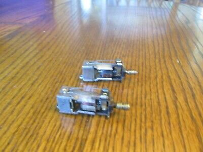 £12.99 • Buy Job Lot 2 Working Hornby XO4 Motors, Tested. GET THOSE NON RUNNERS WORKING.