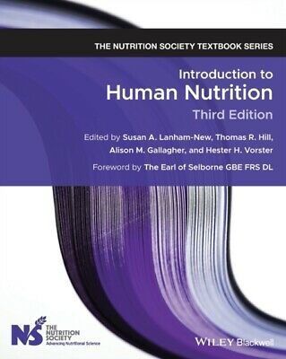 £42.18 • Buy Introduction To Human Nutrition